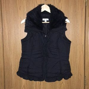 Dress Barn puffy vest